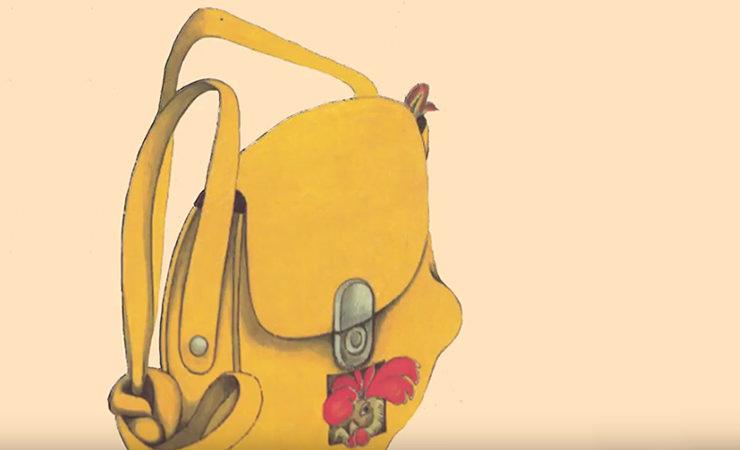 Acesso à página com o vídeo A Bolsa Amarela, do projeto Diversos Livros Acessíveis e Inclusivos