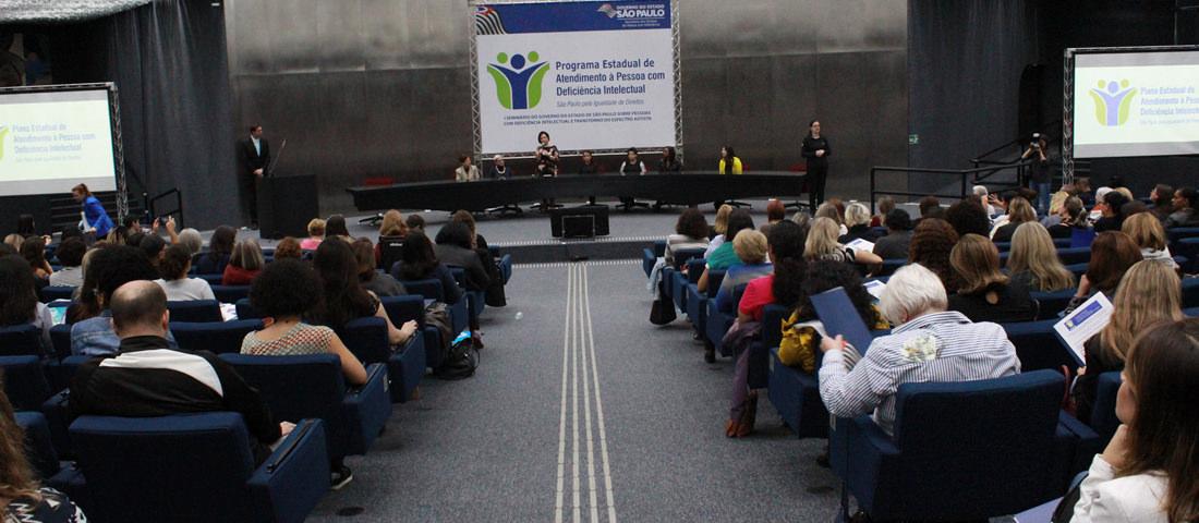 Programa Estadual de Atendimento à Pessoa com Deficiência Intelectual: São Paulo pela Igualdade de Direitos